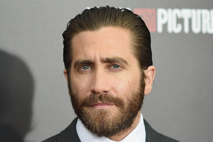 Actor Jake Gyllenhaal.