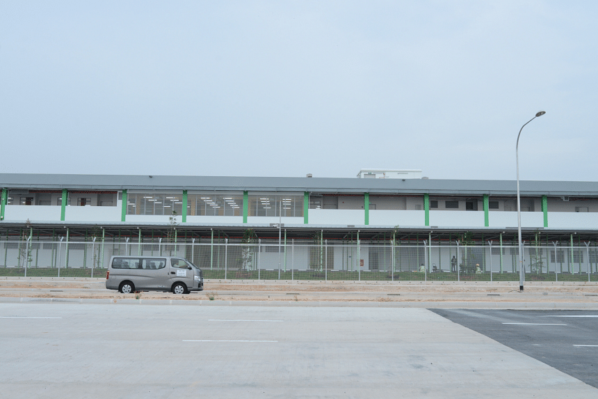 The Bulim Bus Depot in Jurong West on July 31, 2015.