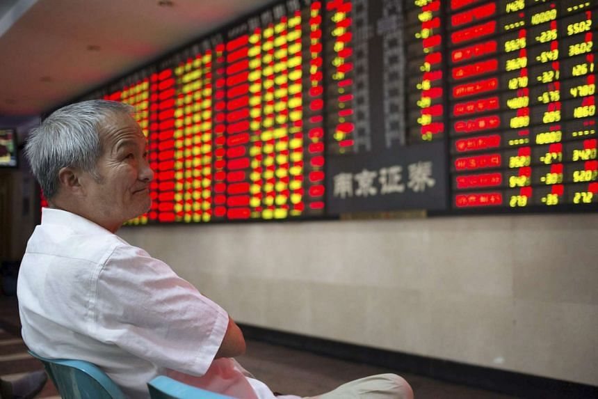 China's securities regulator said on Friday that it had restricted 24 stock trading accounts for suspected trading irregularities.
