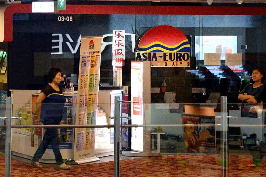 Case has received 91 complaints involving more than $224,000 over the sudden closure of travel agency Asia-Euro Holidays in May.