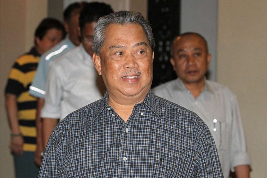 Muhyiddin added that despite being dropped as the deputy prime minister and the education minister, he felt a huge burden had been lifted from his shoulders.