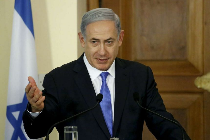 """Netanyahu further told Abbas he had ordered the Israeli security forces to """"use all measures to locate the murderers."""""""