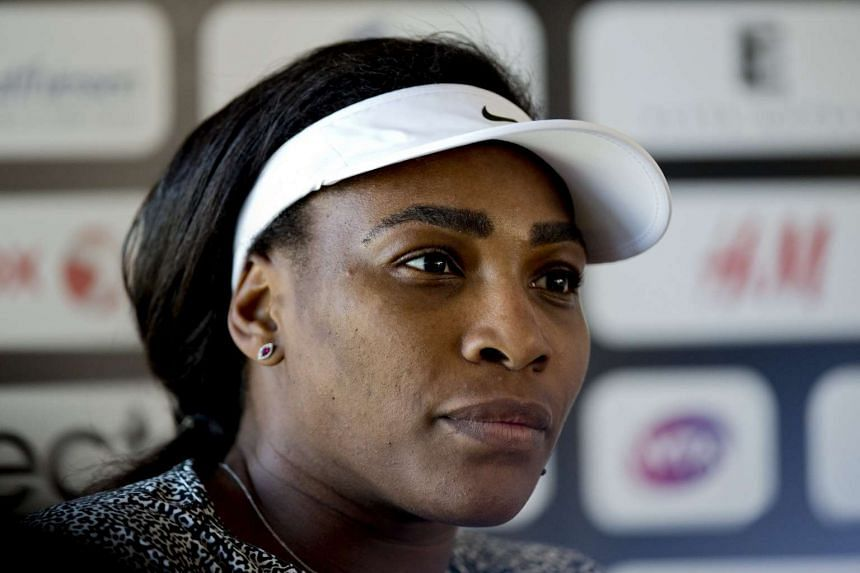 Williams said Thursday she has plenty of room to improve before chasing more history at the US Open.
