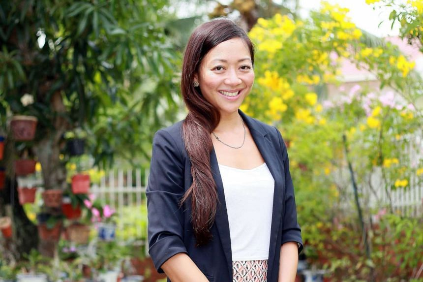 Women like Ms Ng Ping Ping (left) face challenges common to successful single women, says reader Jaclyn Toh Ai Lin.