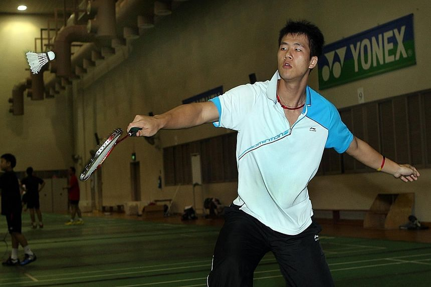 Huang Chao is expected to remain in Singapore and has not ruled out the possibility of working with the Singapore Badminton Association in future.