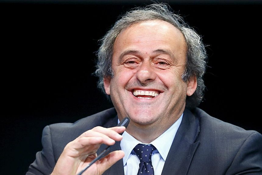 Michel Platini has not been given any assurances by the Caribbean Football Union, according to its president Gordon Derrick.