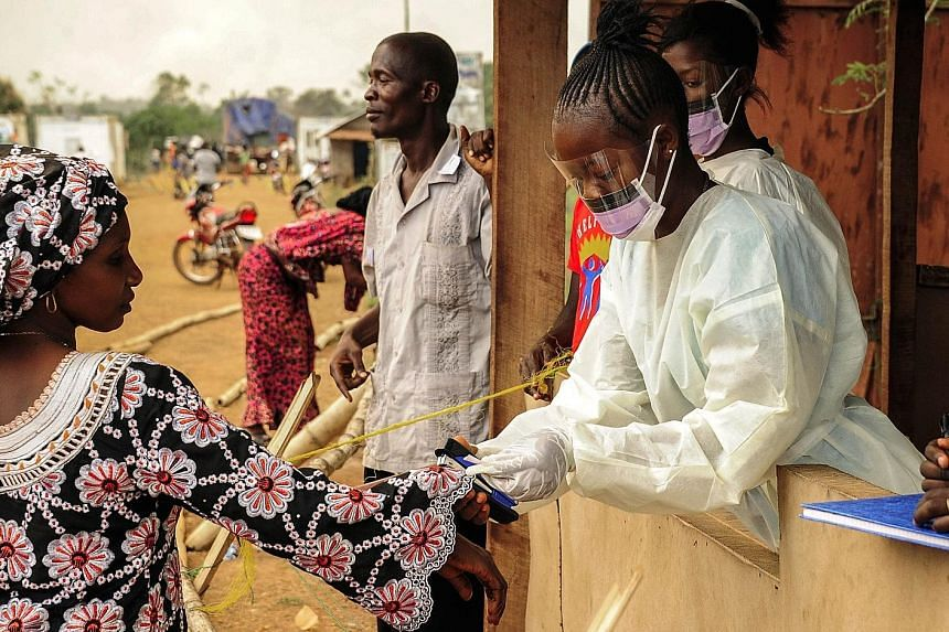 The vaccine raises hope of ending the worst recorded Ebola outbreak, which has killed more than 11,200 people in West Africa.