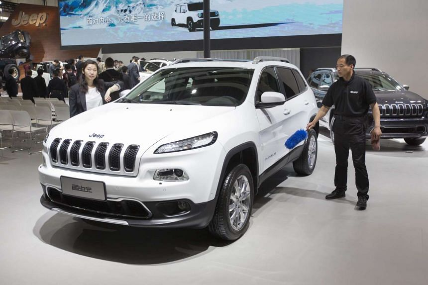 Researchers used Fiat Chrysler's telematics system to break into a volunteer's Jeep Cherokee (like the one above) and issue commands to the engine, steering and brakes.