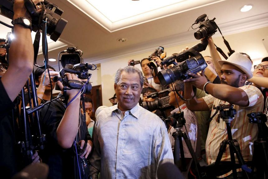 Former Malaysian Deputy Prime Minister Muhyiddin Yassin.