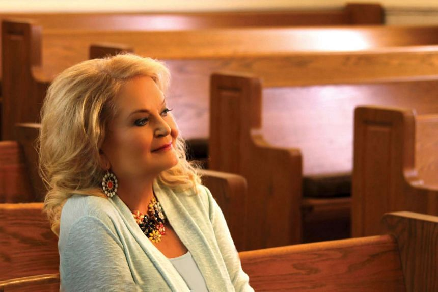 Singer Lynn Anderson is pictured at a church in Leiper's Fork, Tennessee in this May 2015 handout photo.