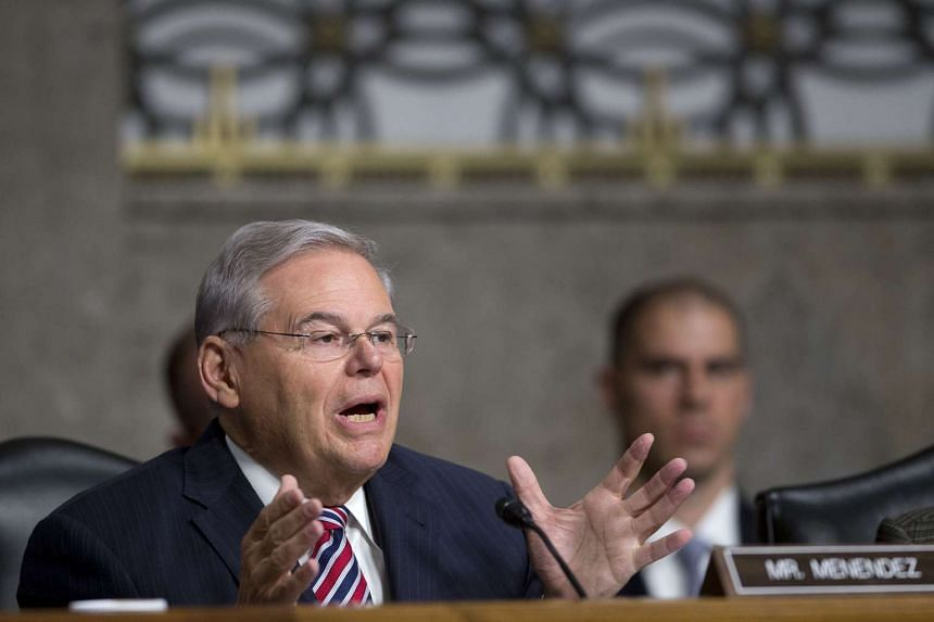 Senate Democrat Robert Menendez's (above) bill would expand the import-export restrictions of the 1973 Endangered Species Act.