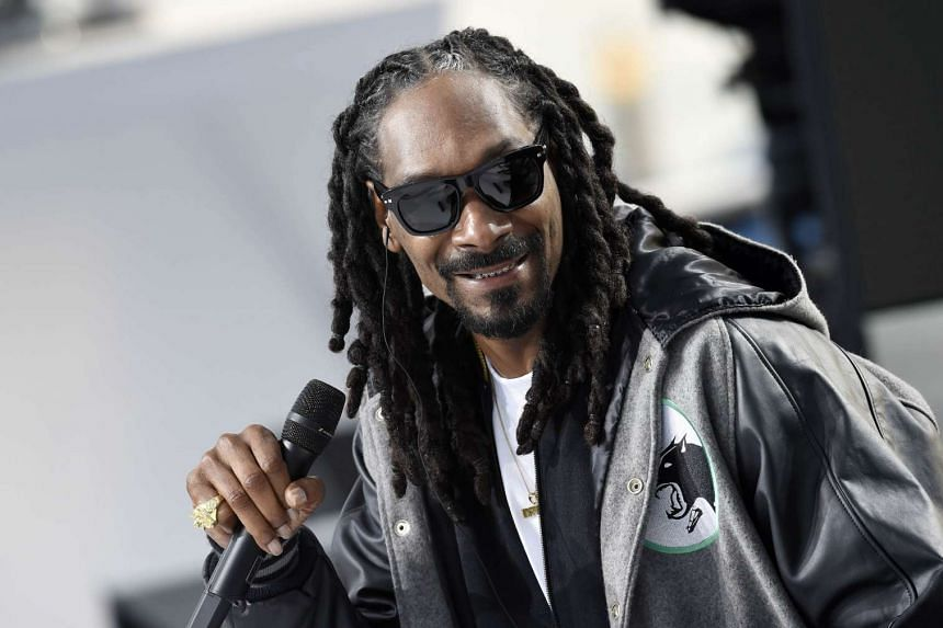 Snoop Dogg was preparing to board a private plane bound for Britain with $577,000 in cash in his Louis Vuitton luggage.