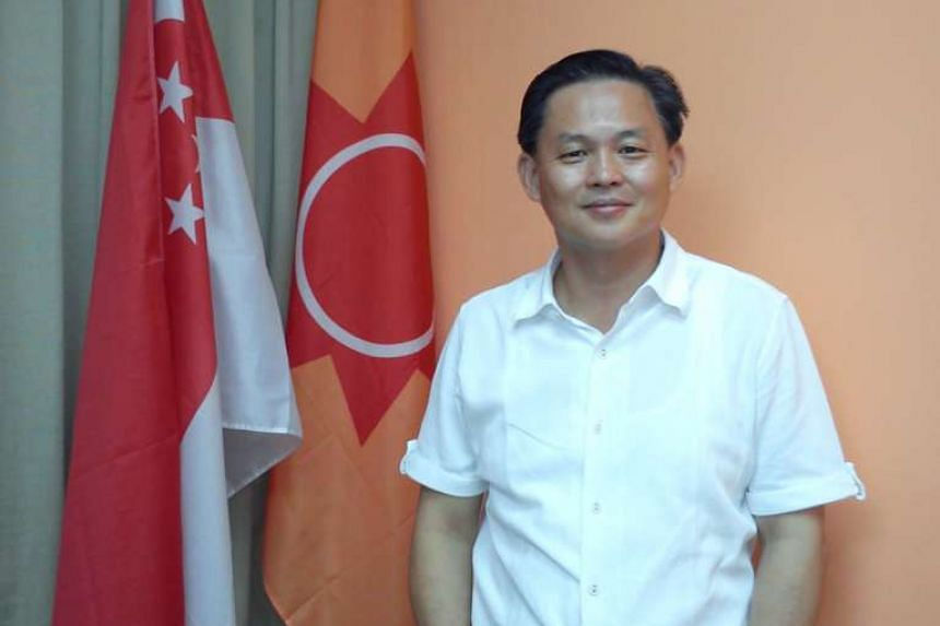 Mr Tan had previously expressed interest in running in Whampoa, where he had been working the ground.