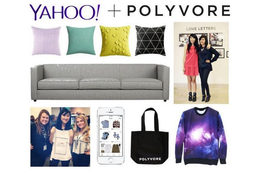 Yahoo on Friday said it is adding to its lengthy roster of acquisitions with a deal to buy social shopping website Polyvore.