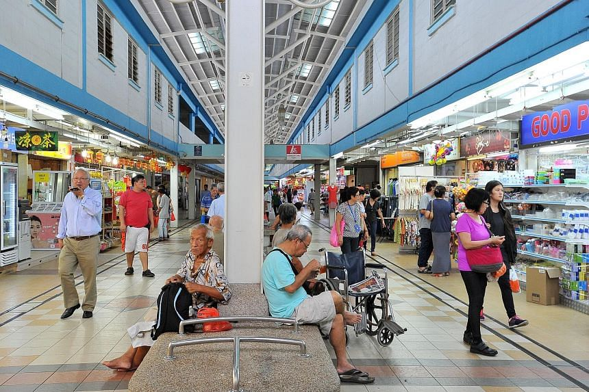 Jalan Besar constituency may be an ageing estate, but it is still well maintained.