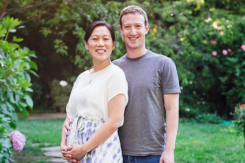 Facebook co-founder Mark Zuckerberg revealed that he and his wife Priscilla Chan had had three miscarriages before this pregnancy.