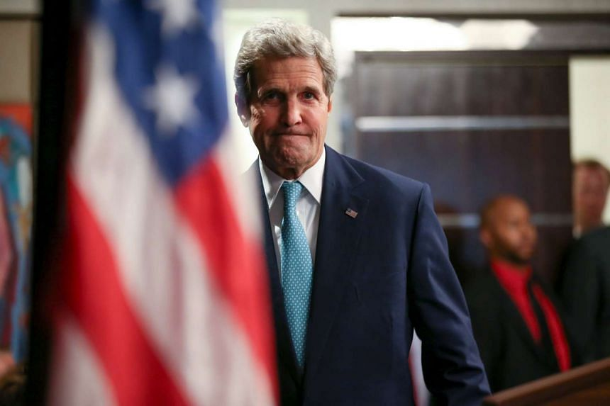 Kerry's trip, which ends Aug 8, will not include Israel, one of Washington's closest allies and a fierce critic of the July 14 Iran nuclear deal.
