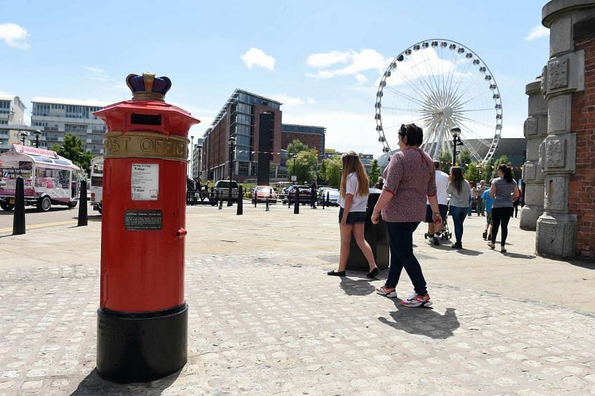 Britain has turned to hi-tech tools in a bid to thwart a spate of thefts targeting the country's bright red post boxes.