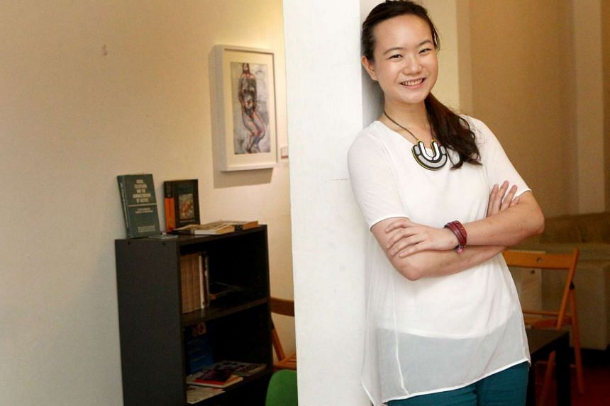 Former National Solidarity Party member Nicole Seah is now based in Bangkok.