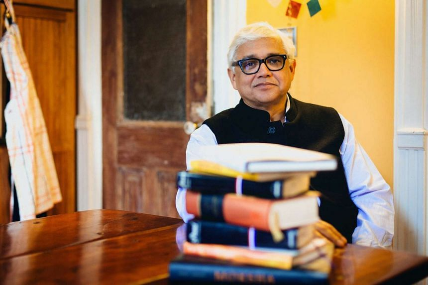 Indian writer Amitav Ghosh (above).