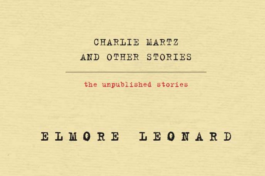Charlie Martz And Other Stories.