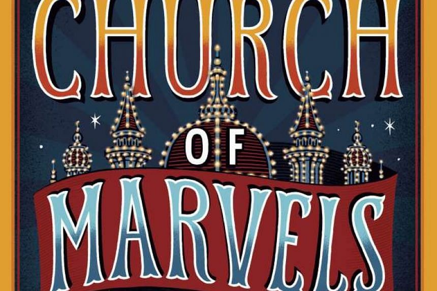 Debut novellist Leslie Parry's Church Of Marvels (above) is a riveting tale of deceptions in 19th-century New York, centred on twin sisters from a circus.