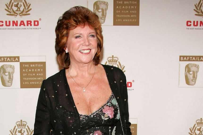 Actress Cilla Black arrives at the 14th Annual Britannia Awards at the Beverly Hilton Hotel on Nov 10, 2005 in Beverly Hills, California.