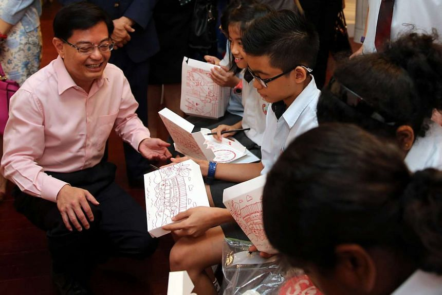 The Minister for Education and chairman of the SG50 steering committee, Mr Heng Swee Kiat, who launched the exhibition, said that there are plans to put together another time capsule, this time to commemorate SG50.