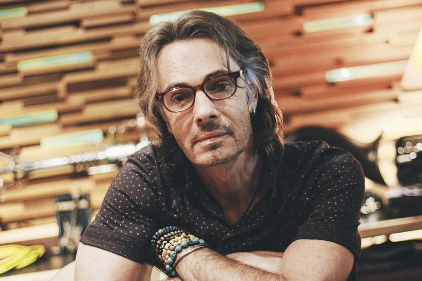 Rick Springfield auditioned by playing the guitar with Meryl Streep and got the part immediately.