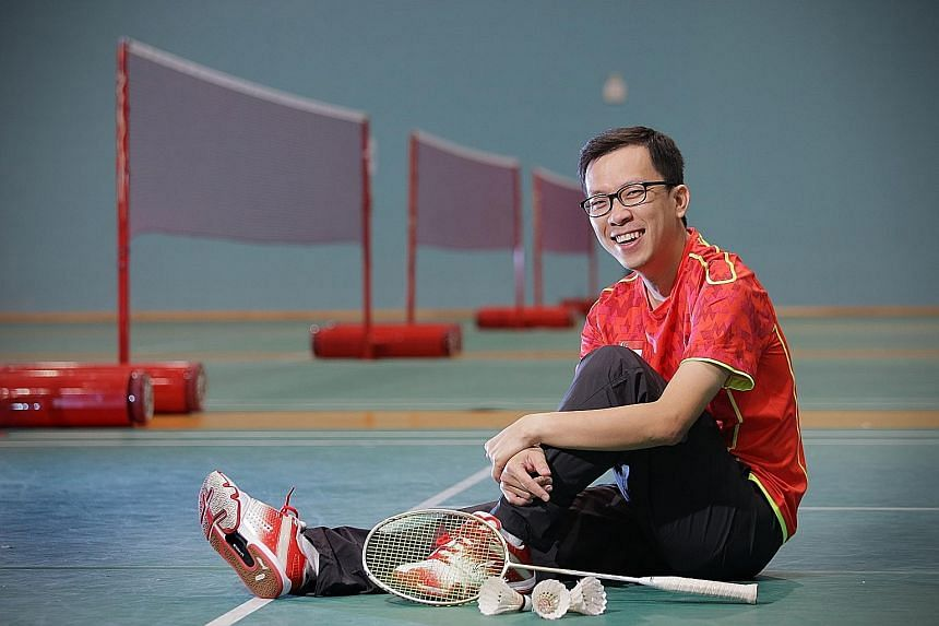 Chua Yong Joo, the next Singapore Badminton Association chief coach, will take over in October and wants to hone his players' self-belief.