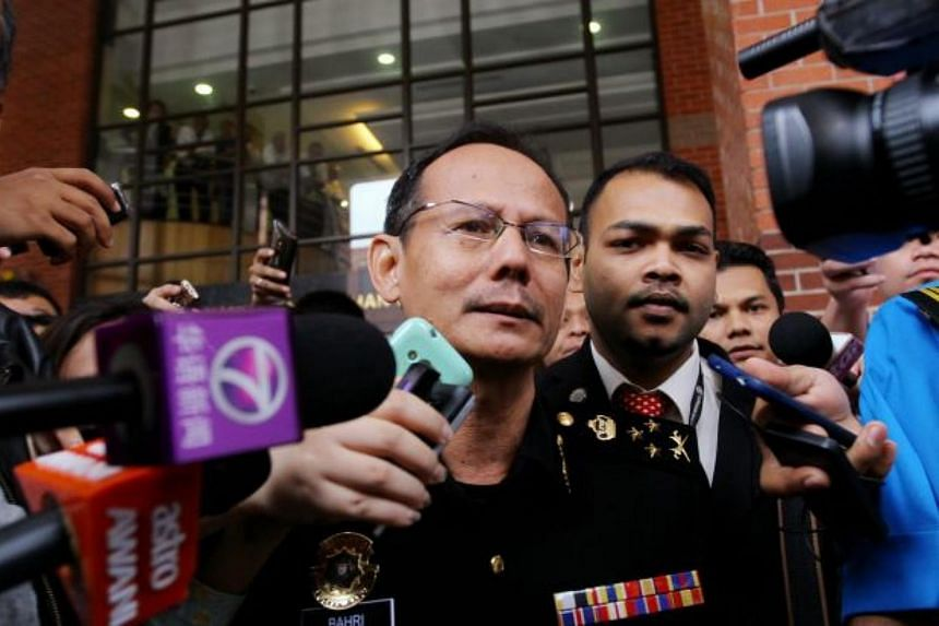 Malaysian Anti-Corruption Commission (MACC) special operations division director Bahrin Mohd Zin lashed out against the search of its office by the police in recent days.