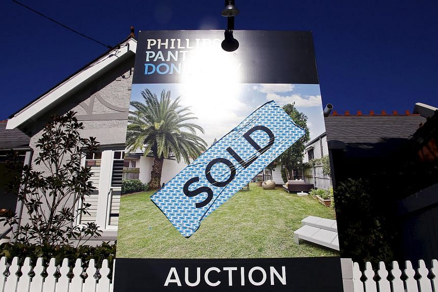 Annual growth in home values picked up to 11.1 per cent, from 9.8 per cent in Australia in June.