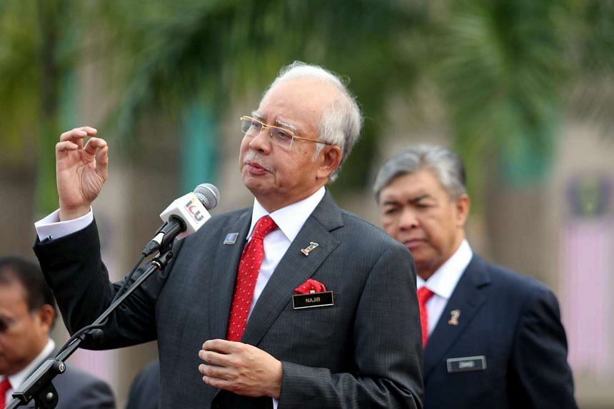 The RM2.6 billion (S$963 million) in funds that were deposited in Malaysian Prime Minister Najib Razak's personal bank accounts came from donors, and not from embattled fund 1MDB, said the anti-corruption commission.