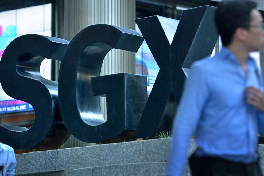 Derivatives trading on the Singapore Exchange (SGX) was temporarily halted on Monday night.