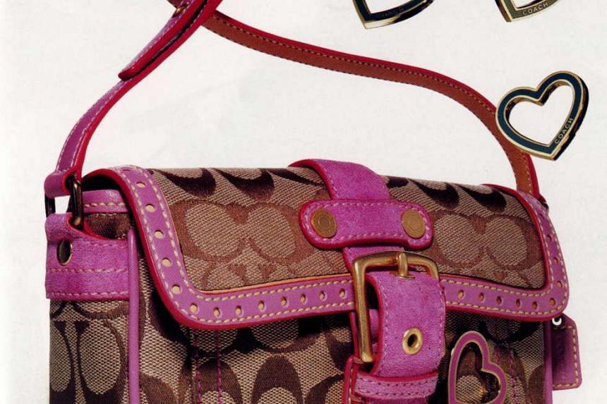 Coach's signature Crossbody Flap handbag