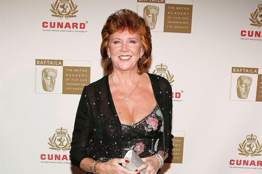 Cilla Black was known for hits such as You're My World.