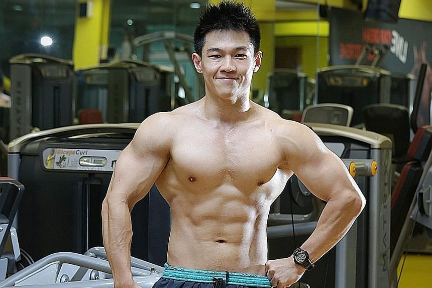 Mr Jonathan Ong's diet is based on carbohydrate cycling after he learnt that his body adapted to fixed intakes of proteins, carbohydrates and fats, thus slowing down the rates of metabolism and fat-burning.