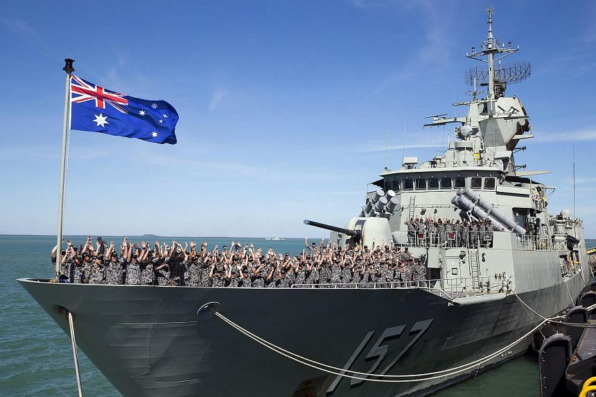 Australia will spend A$89 billion on ships and submarines for its navy over the next 20 years, Prime Minister Tony Abbott said on Aug 4, 2015.