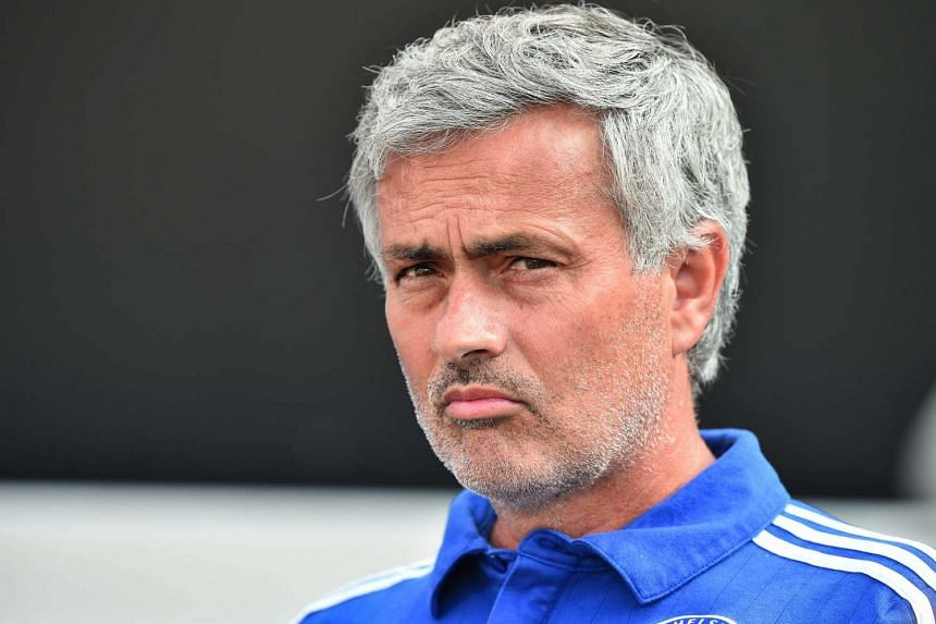Mourinho won the league in both his first two seasons, only to fall out with the Russian owner and leave in September 2007.