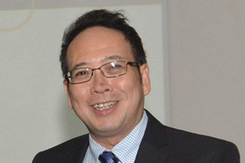 Prominent economists, Straits Times journalists, Cabinet ministers and Members of Parliament were among the contributors to the book, which was edited by Nanyang Technological University economist Euston Quah (above).