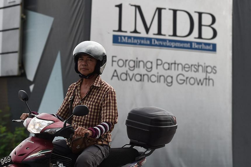 Two more officers from the Malaysian Anti-Corruption Commission were brought in by police for questioning over the 1MDB probe.