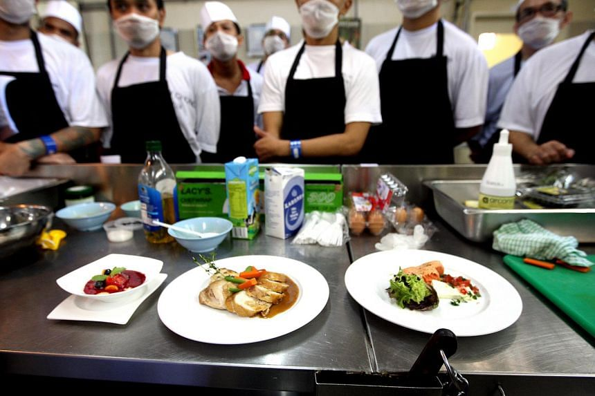 Former offenders could get more employment opportunities in the F&B industry.