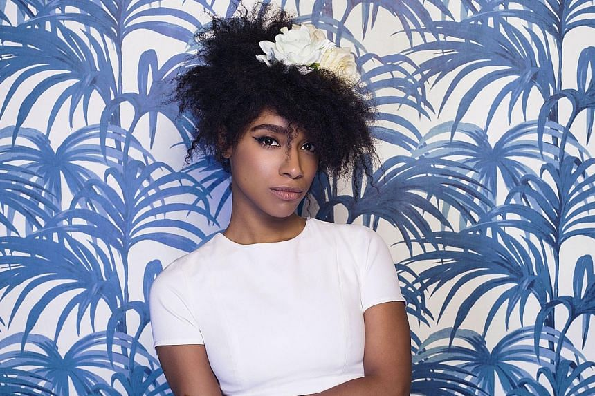 Lianne La Havas (left) has been described as the most striking female voice to emerge from Britain since Adele.