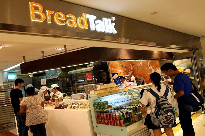 """BreadTalk outlets have stopped selling the """"freshly prepared"""" soya bean milk after admitting that the company buys the drink in one-litre packets from Yeo Hiap Seng in bulk, repackages it into bottles, seals the bottles, and then sells them."""