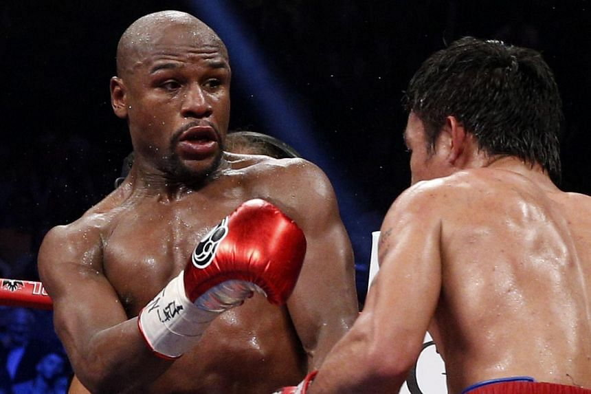 Mayweather comes in off his unanimous decision victory over Filipino icon Manny Pacquiao last May.