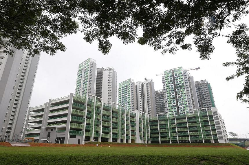 The site at Fernvale Link.