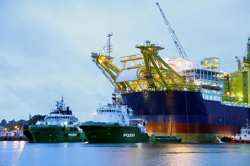 Posh has reported weaker second quarter earnings on Wednesday as vessel rates continued to come under pressure from the oil industry slump.