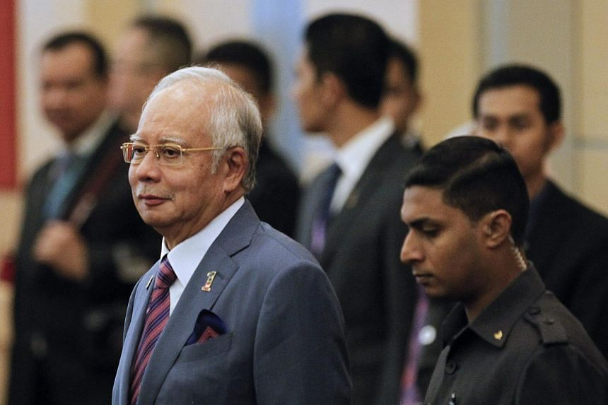 The MACC has confirmed that the money had been deposited into PM Najib's account.