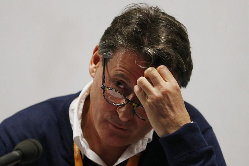 Sebastian Coe is in the running to become the next president of the world governing body of athletics.