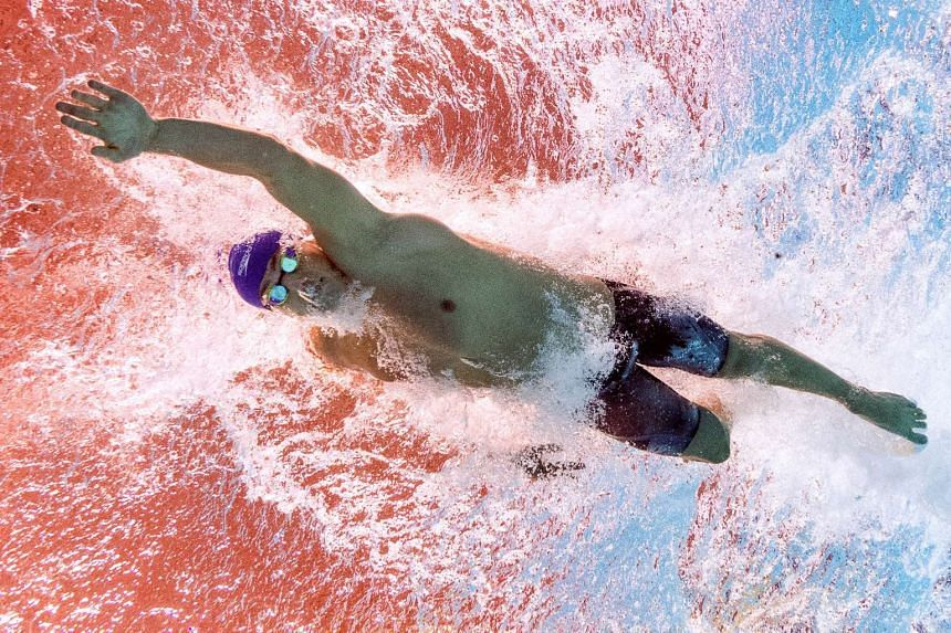 James Guy's (above) stunning win in the 200m freestyle final was a big surprise.